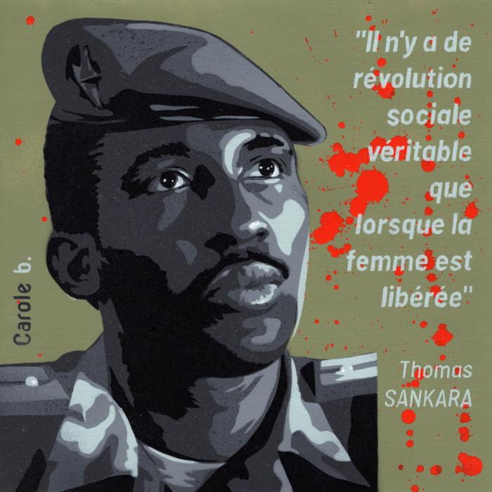 Thomas Sankara, le Féministe