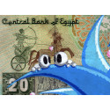 20 Central bank of Egypt