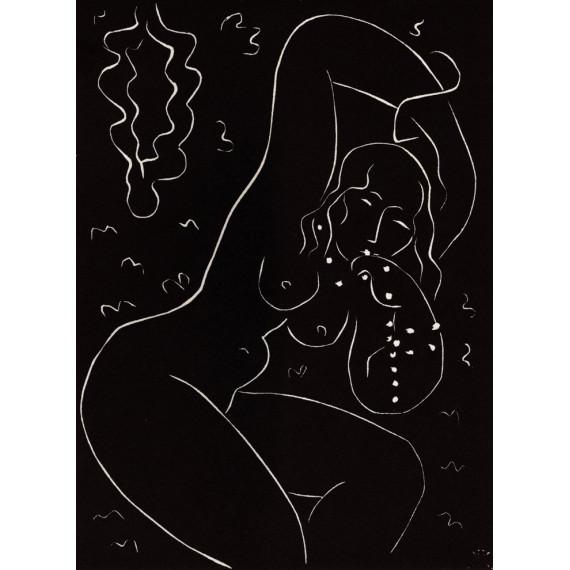 Henri Matisse - Nu au Bracelet, 1940