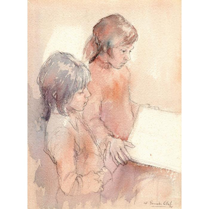 Antonio GONZALEZ COLLADO La lecture