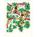 Charles LAPICQUE - Lithographie - Les oiseaux