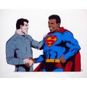 Black Superman - Édition limitée Muhammad Ali et Clark Kent