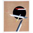 Lazlo Moholy dit NAGY - Lithograph - Construction 1932