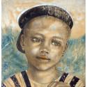 Akelo - Painting - Children's games - François