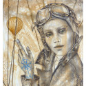 Akelo - Painting - Aviators - Never lose your way