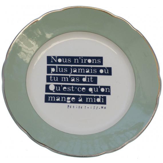 Petite Poissone - Nous n'irons plus jamaisoù tu m'as dit qu'est-ce qu'on mange à midi