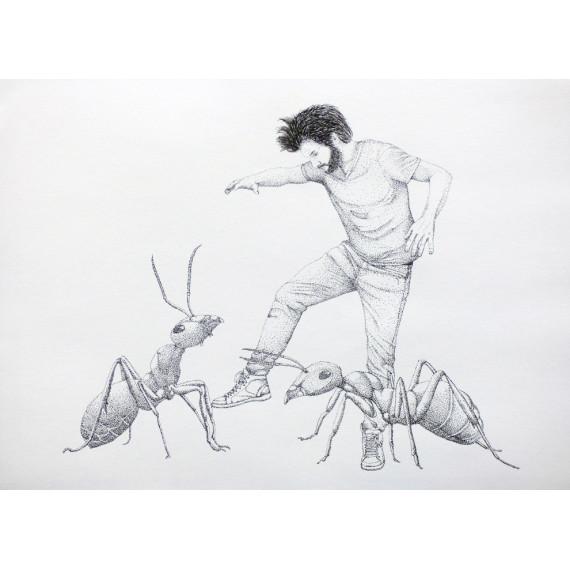 Jaëraymie - Avoir des fourmis dans les jambes