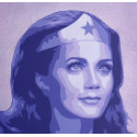 Carole B. - Wonder Woman - Liberté Égalité Féminité