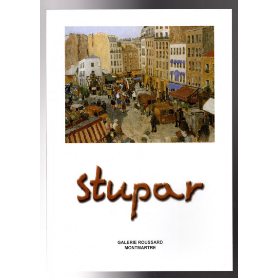Marko Stupar - Catalogue exposition 2009