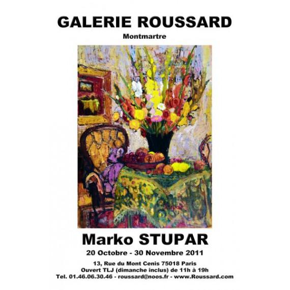 Marko STUPAR - Musée de Charenton 2011 - Nature Morte