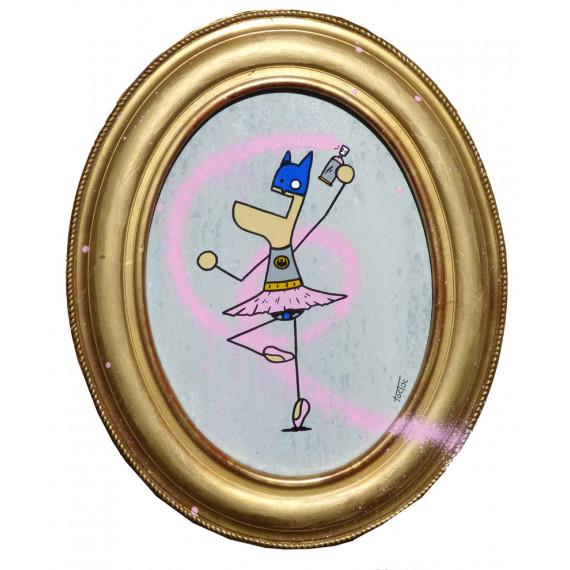 Toctoc - Peinture - Ballet (w/ Bat-Duduss)