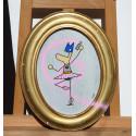 Toctoc - painting - Ballet (w/ Bat-Duduss)