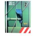 Peter Klasen - LBS.45/KCS.23 - Handsigned limited edition
