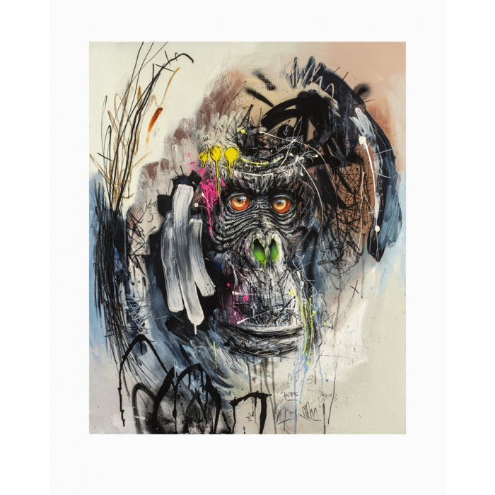 SAX - Limited Edition : Urban Gorilla III