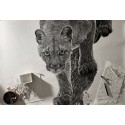 dessin - Kali, le Puma, Vincennes