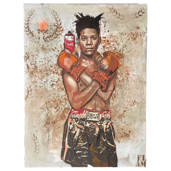 Éric Lambin Elam - Jean-Michel Basquiat