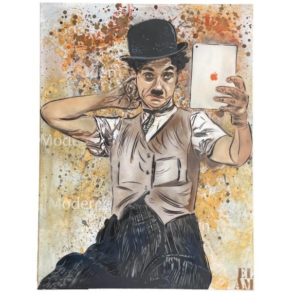 Éric Lambin Elam - Modern Times - Charlie Chaplin