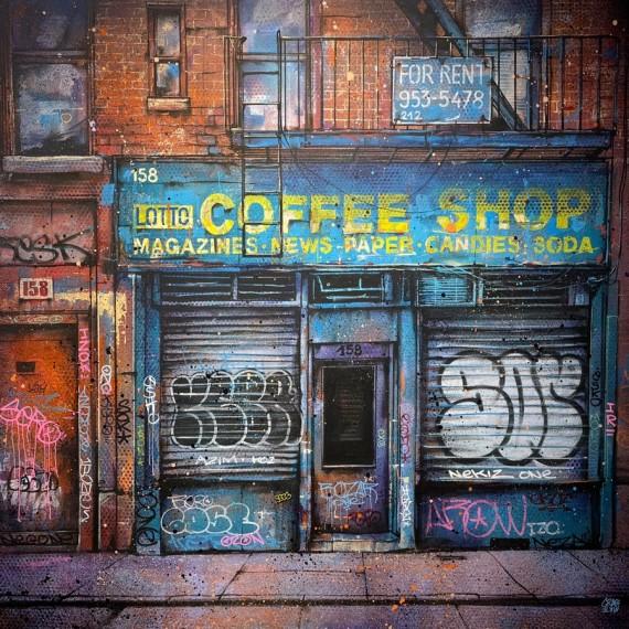 Graffmatt - Coffee Shop