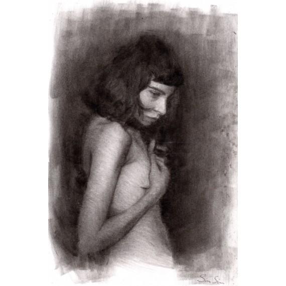 Sim Sim - Drawing 07