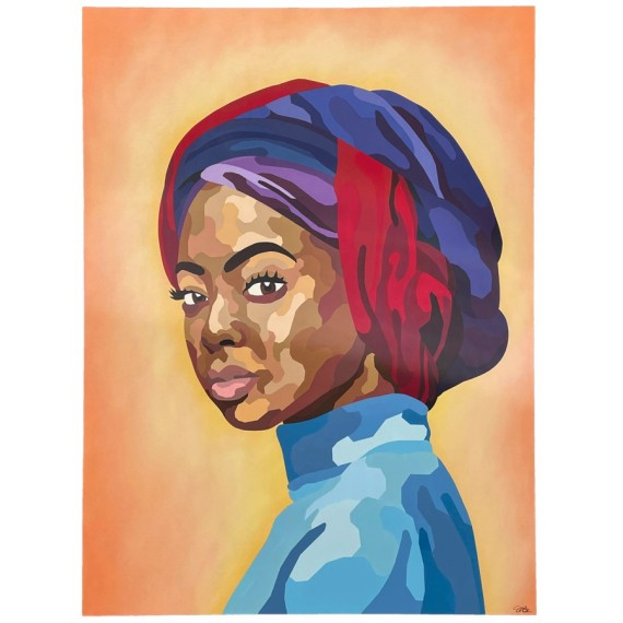 Shaz - Portrait