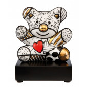 The Gold and White Bear