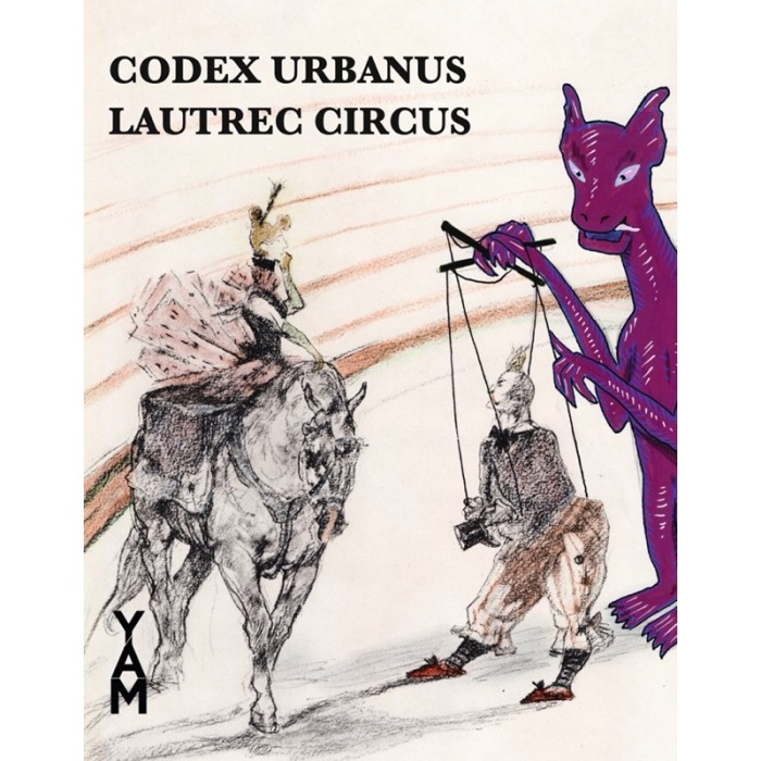 codex-urbanus-lautrec-circus-le-livre