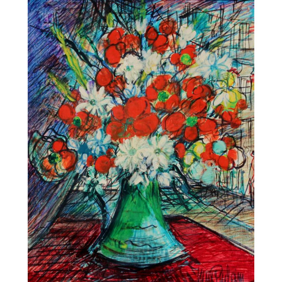Les fleurs du 14 Juillet