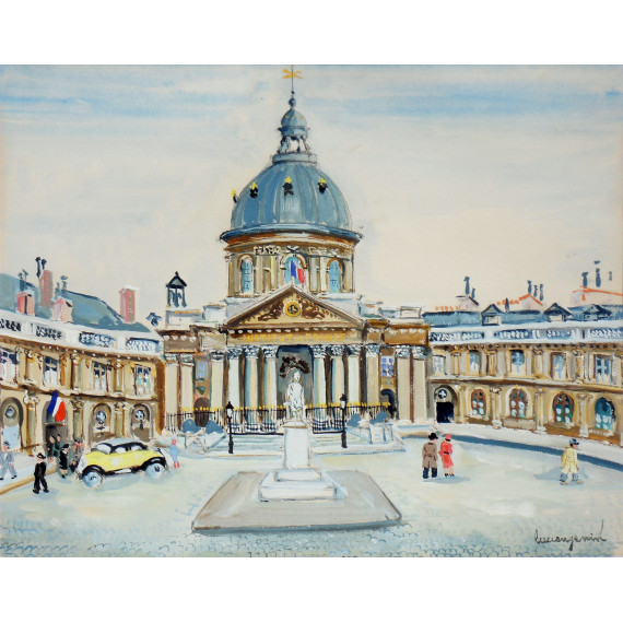 L'Institut de France à Paris