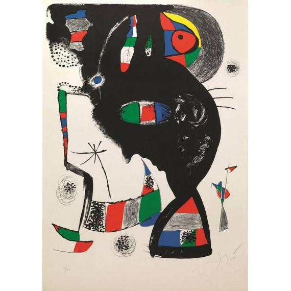 Joan Miro 42 rue Blomet