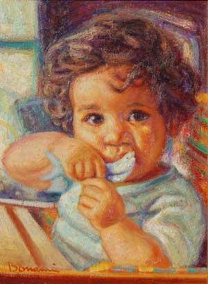 CLAUDIO BONANNI - Cadeau pour une grand-mère