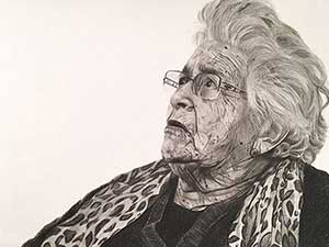 ALEXIS RAOULT - Sa grand-mère